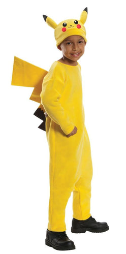 Pokemon Deluxe Pikachu Costume Child