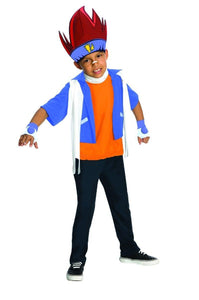 Beyblade Gingka Costume Child