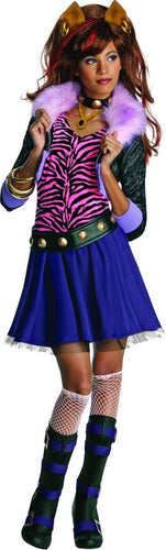 Monster High Clawdeen Wolf Costume Child