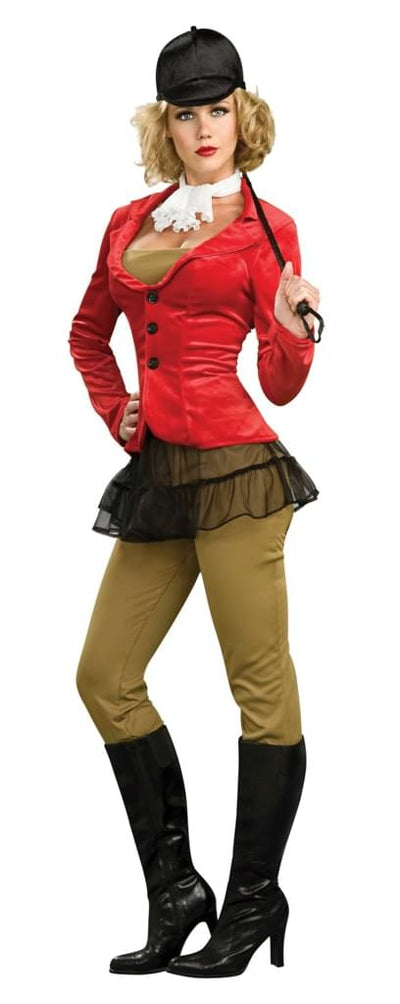 Equesterienne Female Lady Jockey Horse Rider Costume Adult  sc 1 st  Toynk Toys & Equesterienne Female Lady Jockey Horse Rider Costume Adult - Toynk Toys