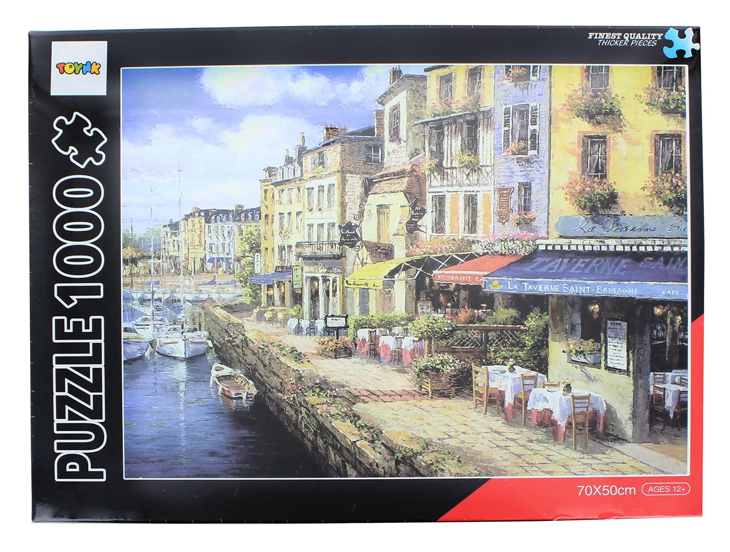 FREE SHIPPING Venice 1000 Piece Jigsaw Puzzle