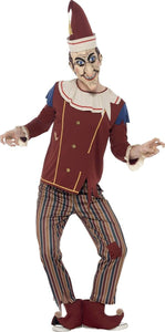 Possessed Punch Costume Adult Large