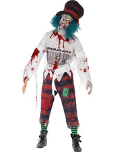 Load image into Gallery viewer, Zombie Wonderland Mad Hatter Adult Costume Medium