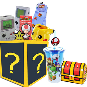Super Mario and Nintendo LookSee Collectors Box