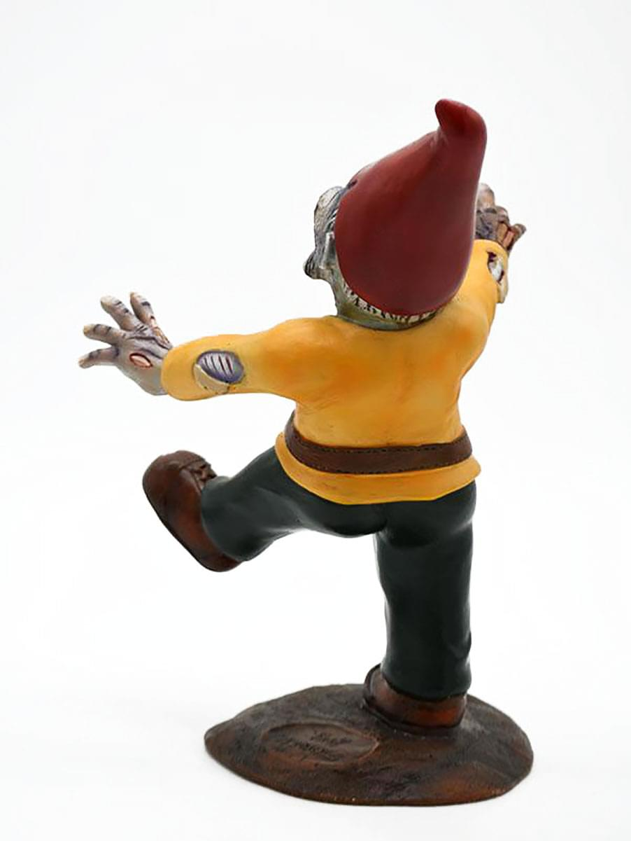 Evil Gnome 12 Inch Polyresin Statue - Gnawey