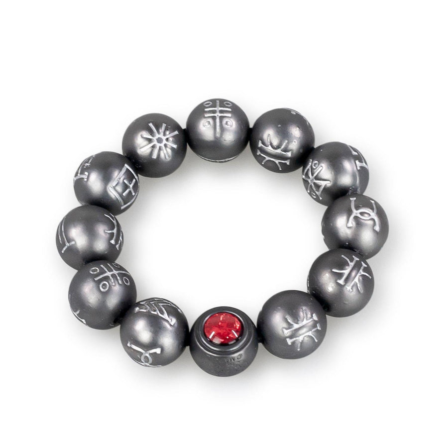 Marvel Black Panther Kimoyo Bead Bracelet - Red SDCC Exclusive
