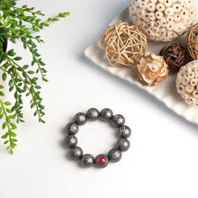 Load image into Gallery viewer, Marvel Black Panther Kimoyo Bead Bracelet - Red