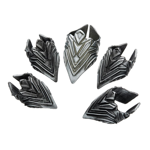 Marvel Black Panther Metal Claw Tips - 5-Pack