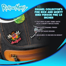 Load image into Gallery viewer, Exclusive Pin Collectible | Rick and Morty Scary Terry Enamel Pin| NYCC 17