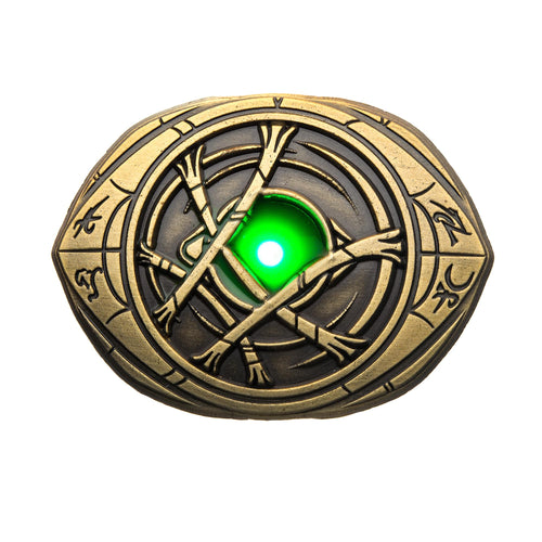 Marvel Eye of Agamotto Light Up Pin