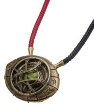 Load image into Gallery viewer, Marvel Doctor Strange Eye of Agamotto 1:1 Scale Licensed Prop Replica Necklace