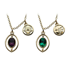 Load image into Gallery viewer, Marvel Infinity Stone Necklace Set | 6 Pieces