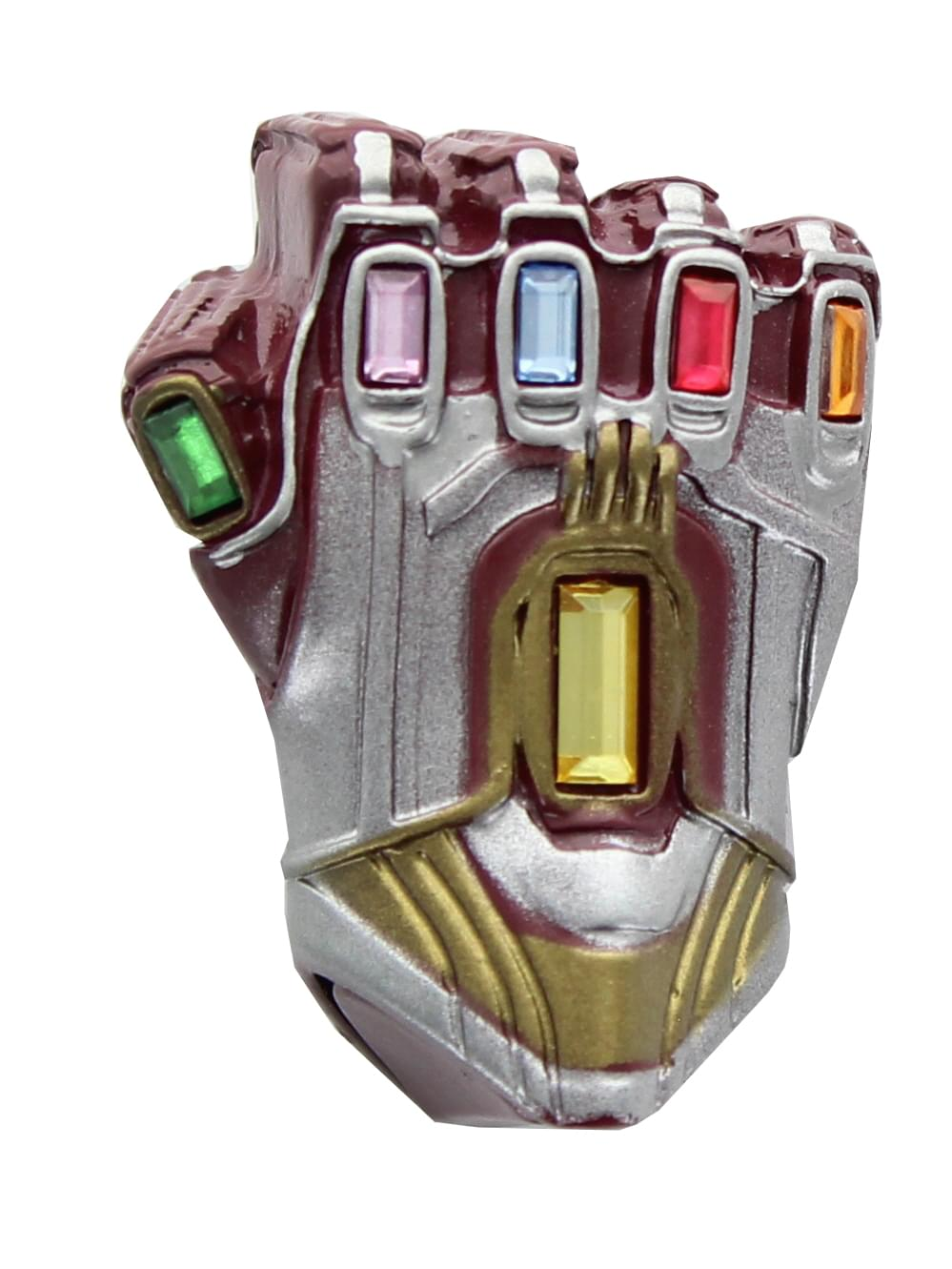 Marvel Iron Man Infinity Gauntlet 3D Enamel Collector Pin