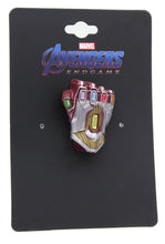 Load image into Gallery viewer, Marvel Iron Man Infinity Gauntlet 3D Enamel Collector Pin