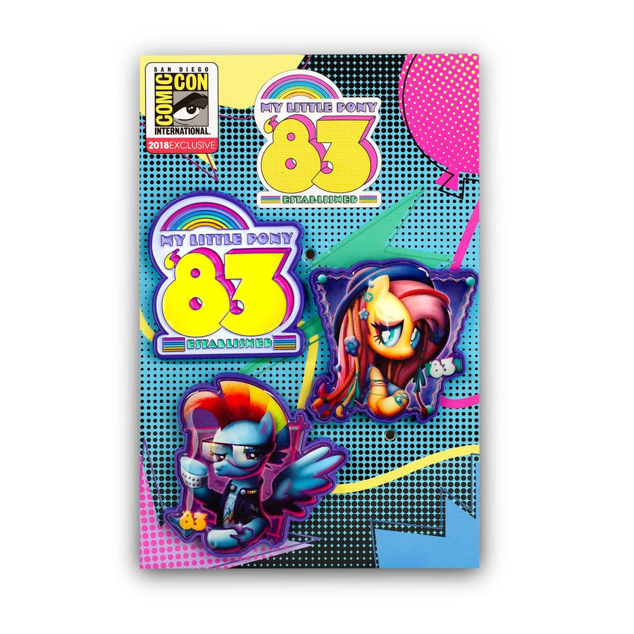 all tagged my little pony toynk toys