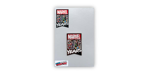 Marvel 80 Years Exclusive Enamel Collector Pin