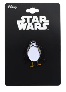 Star Wars: The Last Jedi Porg Enamel Collector Pin