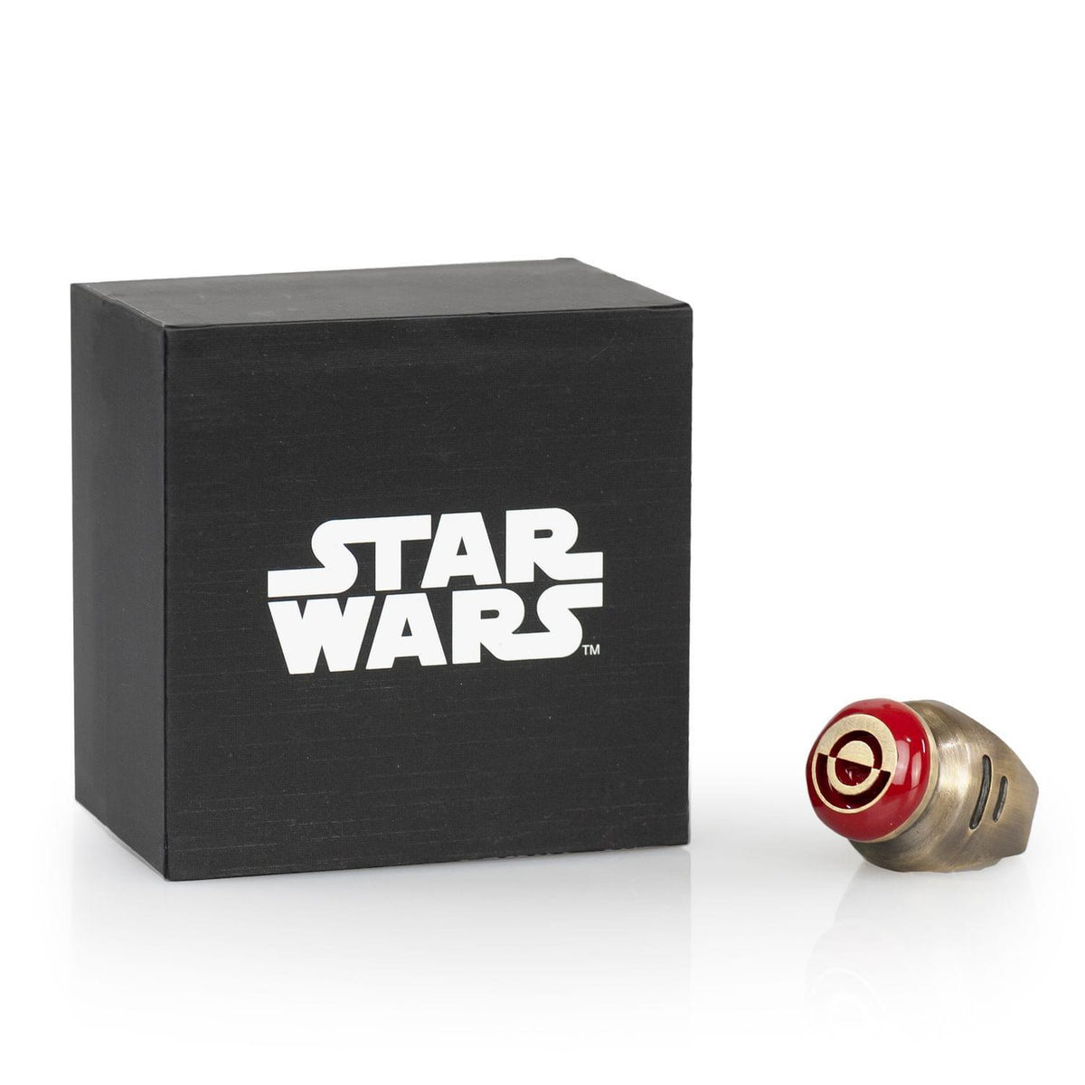 Star Wars Crimson Dawn Signet Ring Prop Replica - Size 10