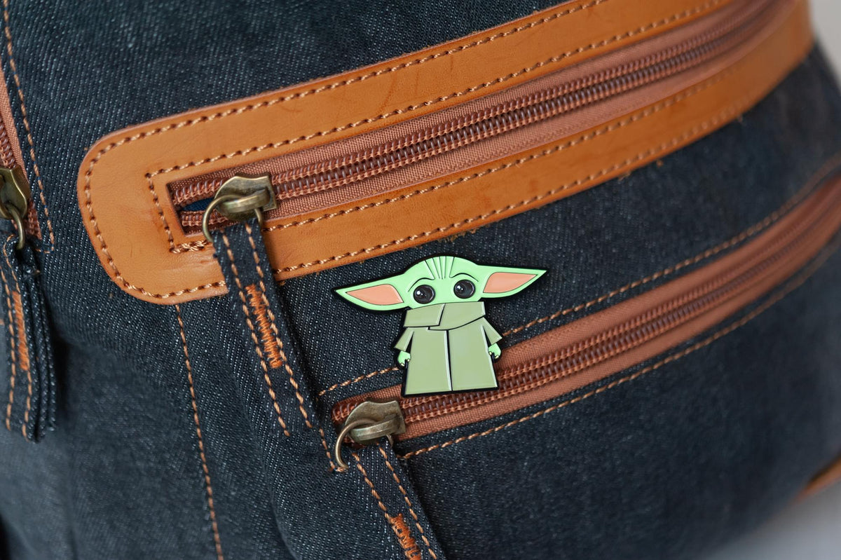 Star Wars: The Mandalorian The Child Collector Pin | Baby Yoda Exclusive Pin