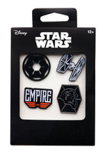Load image into Gallery viewer, Star Wars Imperial Forces Enamel Pins | Set of 4