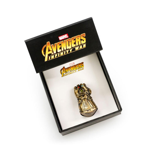 Marvel Avengers Infinity War 3D Infinity Gauntlet Pin | Limited Edition