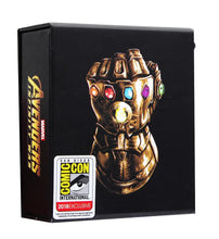 Load image into Gallery viewer, Marvel Avengers Infinity War 3D Infinity Gauntlet Pin | Limited Edition