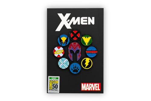 X-Men Superhero Pin | Exclusive Marvel X-Men Collectible Pin
