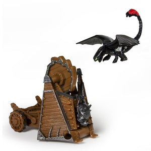 How To Train Your Dragon 2 Figure Battle Pack: Toothless vs Drago War Machine