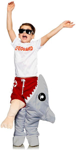 Life Guard & Shark Attack Child Costume