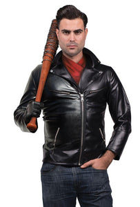 Walking Dead Negan Zombie Slugger Adult Costume Medium