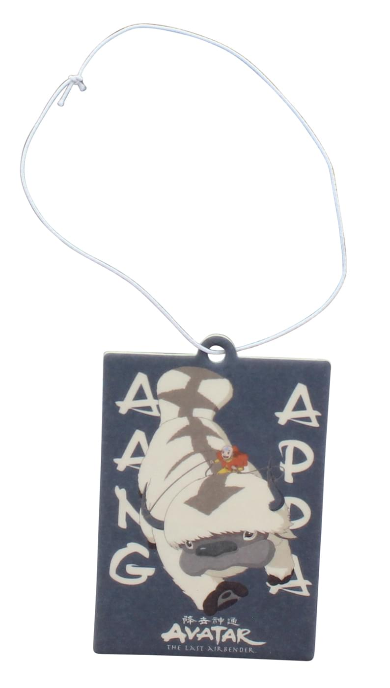 Avatar The Last Airbender Aang and Appa Air Freshener | Vanilla Scent