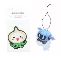 Overwatch Patchimari and Snowball Air Freshener, 2 Pack