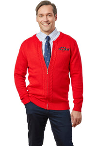 Mister Rogers' Neighborhood Collectible Adult Sweater - Officially Licensed