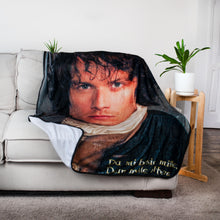 Load image into Gallery viewer, Outlander Lightweight Fleece Throw Blanket | 45 x 60 Inches