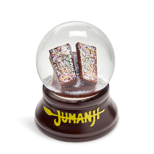 Jumanji Classic Board Game Collectible Snow Globe Gift | Measures 5 x 4 Inches