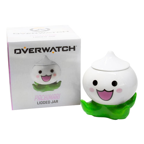 EXCLUSIVE Overwatch Pachimari Stash Jar | Small Container With Lid | 5