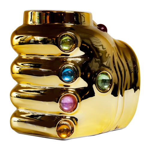Marvel Avengers Thanos Infinity Gauntlet Ceramic Coffee Mug | 20 Oz