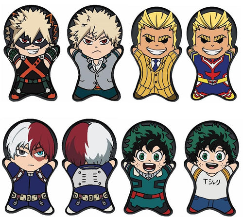 My Hero Academia 20in x 12in x 5in Pillow Set of 4