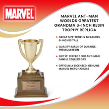 Load image into Gallery viewer, Marvel Ant-Man Worlds Greatest Grandma 6-Inch Resin Trophy Replica