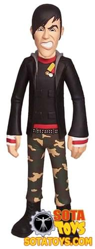 Fall Out Boy Figure Pete