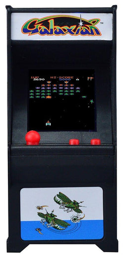 Tiny Arcade Playable Miniature Video Game - Galaxian