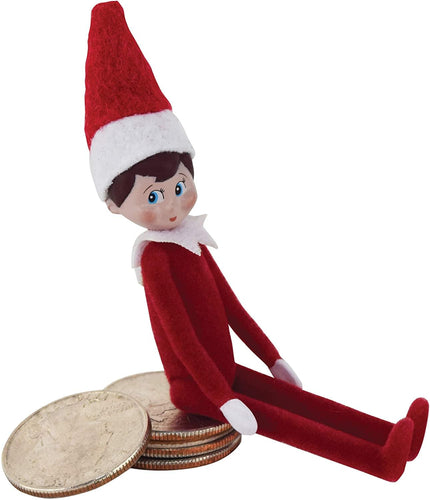World's Smallest Elf on a Shelf Doll