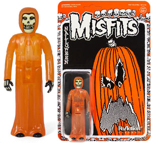 Misfits 3.75 Inch Reaction Figure | The Fiend | Halloween