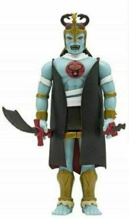Thundercats 3.75 Inch Reaction Figure | Mumm-Ra