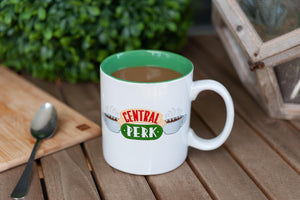 Friends Central Perk Ceramic Coffee Mug | Friends Coffee Shop | Holds 20 Ounces