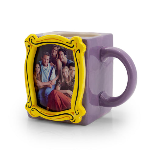 Friends Personalized Coffee Cup | Display Your Own Photo In Frame | 20 Ounces