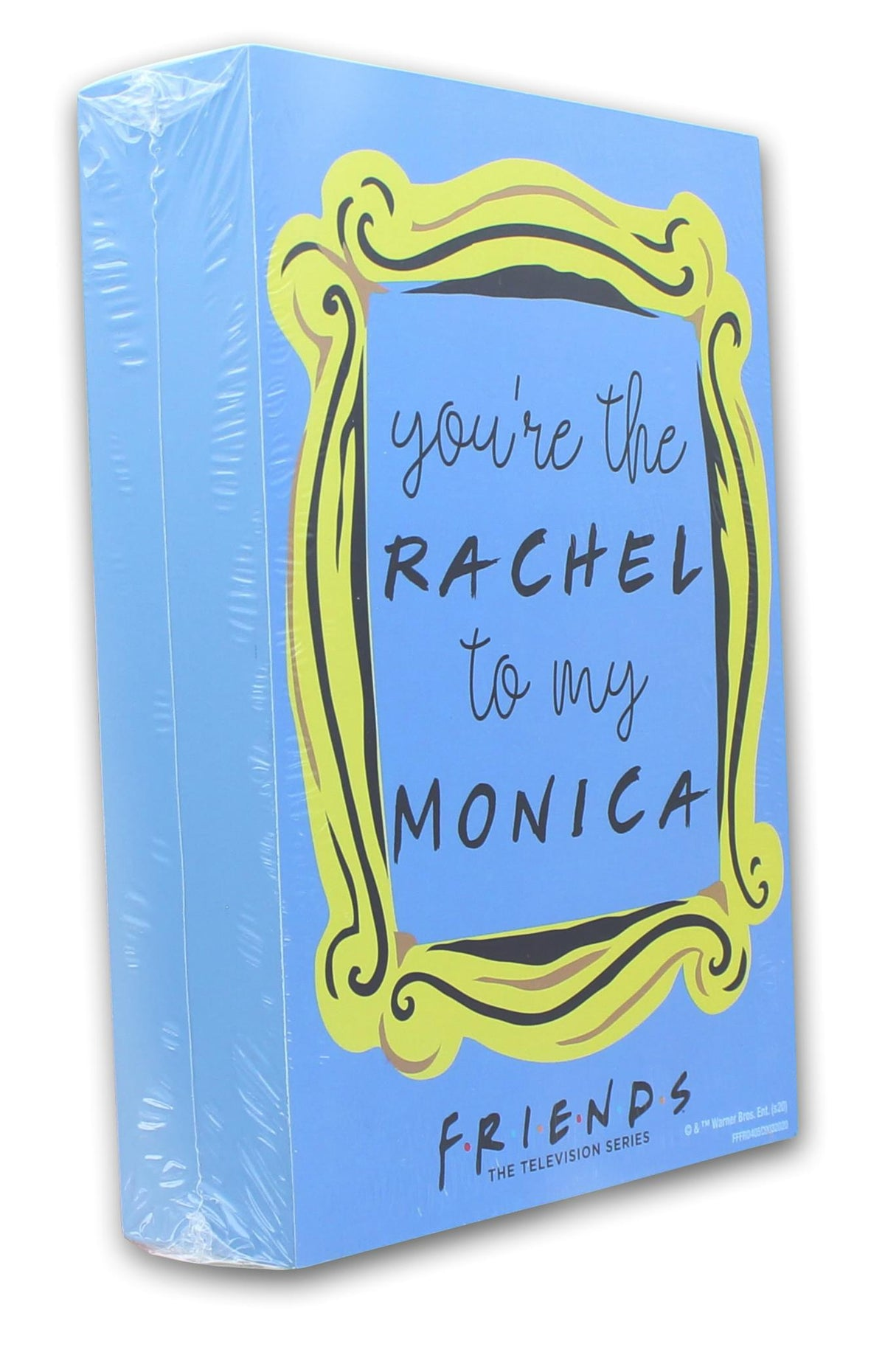 Friends You're the Rachel 5 x 7 Inch Wood Box Wall Sign