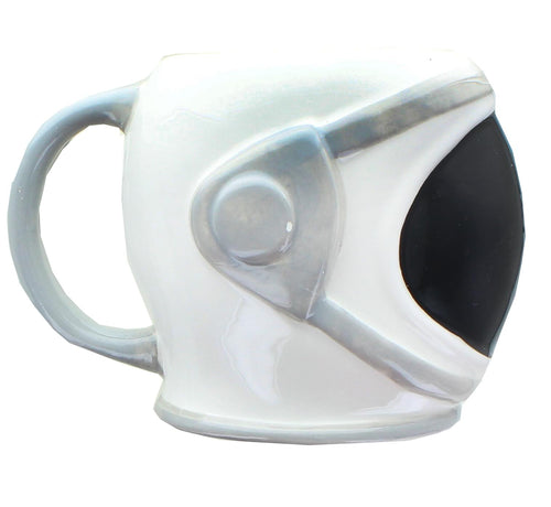 Astronaut Helmet 23oz Sculpted Ceramic Mug