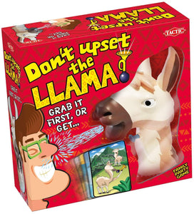 Don't Upset the Llama Card Game | For 2-4 Players