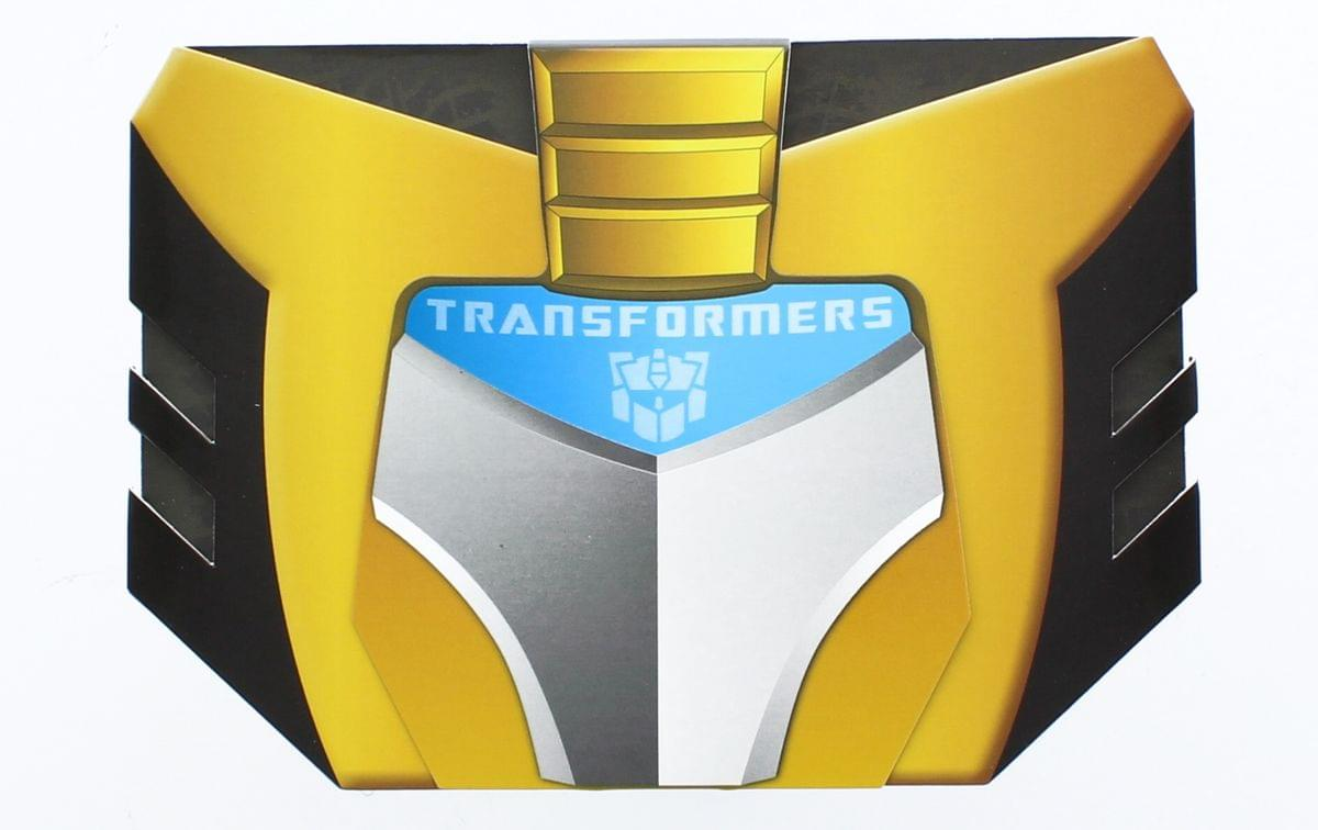 Transformers Masterpiece MP-21G Bumble Collector's Coin